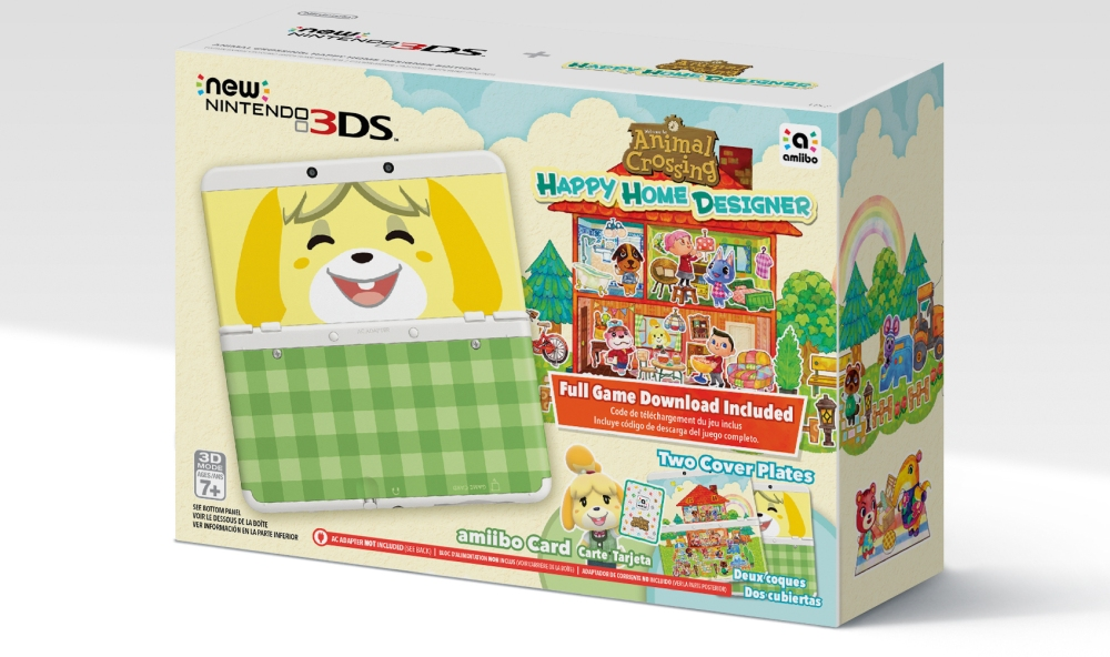 Animal Crossing- Happy Home designer-New 3DS