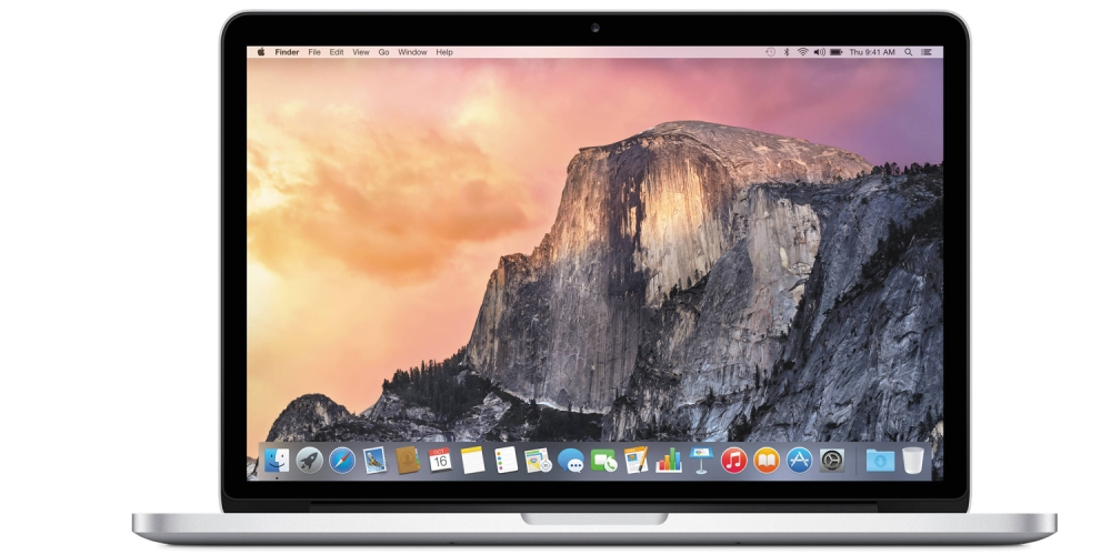 Apple - MacBook Pro with Retina display (Latest Model) - 13.3%22 Display - 8GB Memory - 128GB Flash Storage - Silver