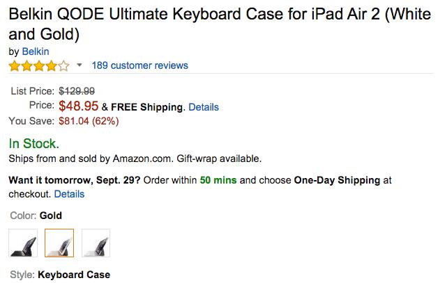 Belkin-QODE-Ultimate-Keyboard-ipad-air-2-amazon