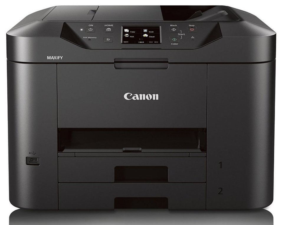 Canon MAXIFY MB2320 Wireless Office All-In-One Inkjet Printer