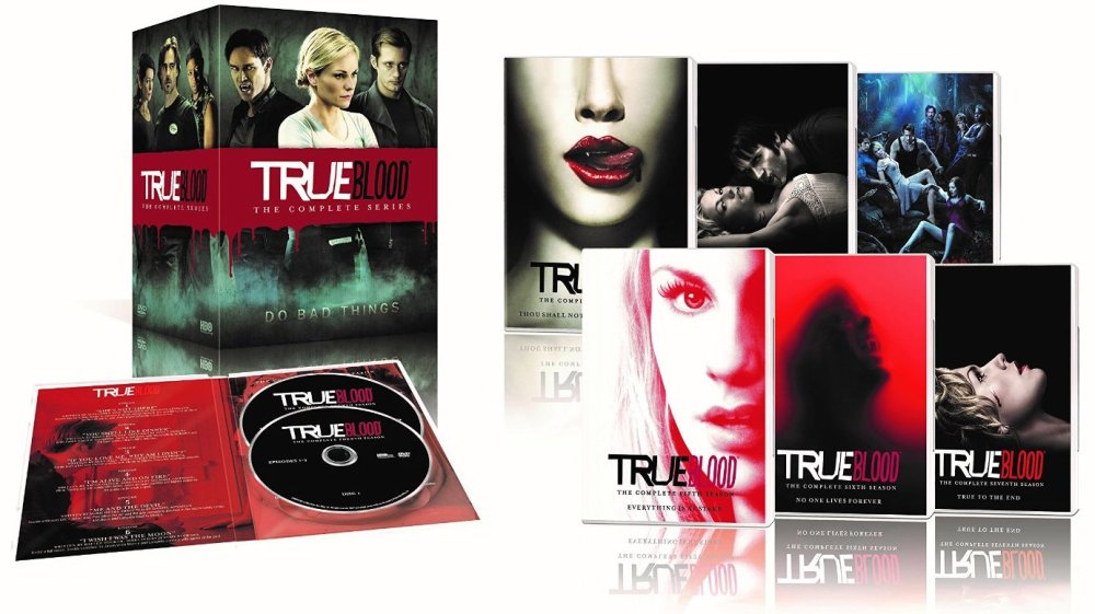 complete series of true blood HBO
