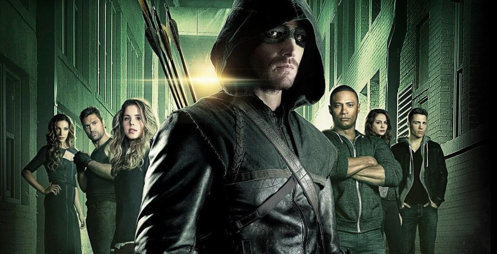 CW arrow season 3