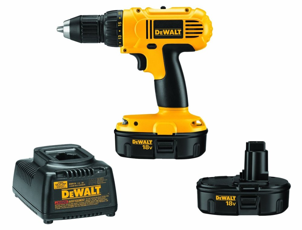 DEWALT 18V 1:2%22 Adjustable Clutch Drill Driver Kit-sale-01