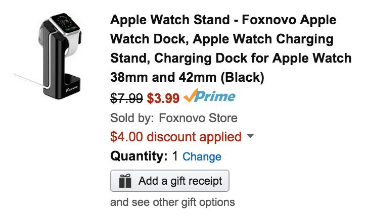 foxnovo-apple-watch-dock-deal