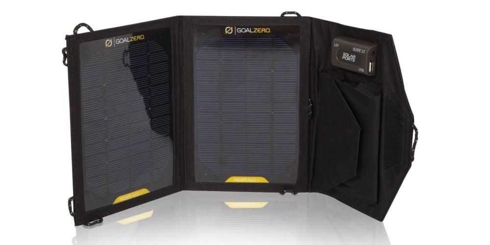 Goal Zero Nomad 7 Solar Panels