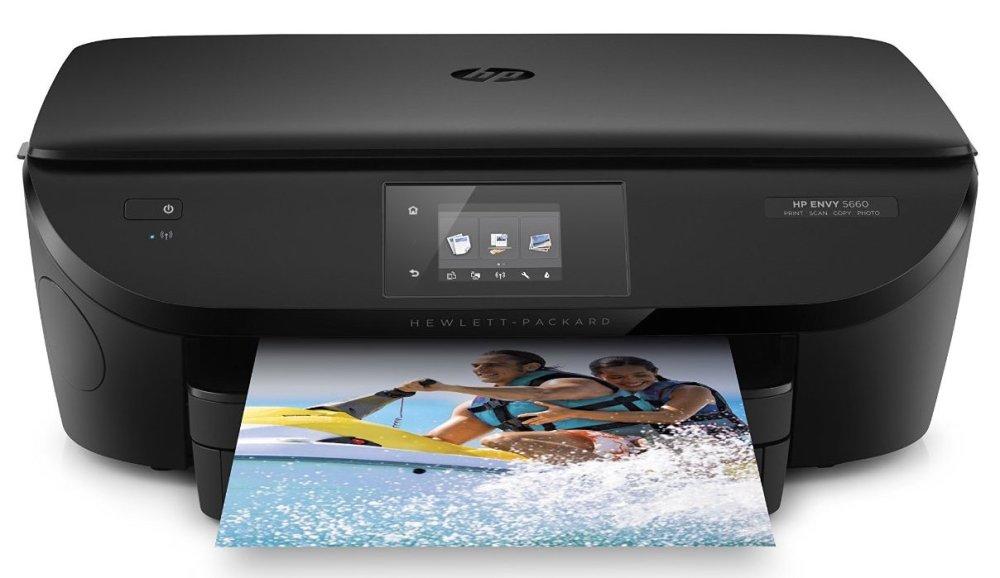 HP Envy 5660 Wireless All-In-One Inkjet Printer