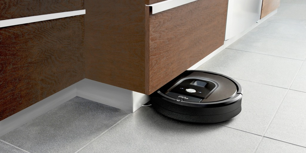 Irobot Takes Its New Roomba 980 Vacuum To The Cloud With