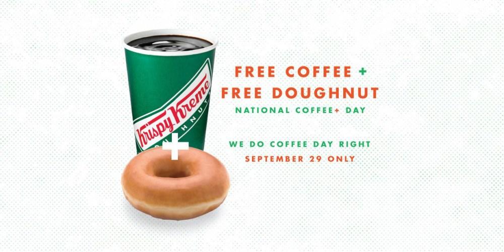 krispy-kreme-free-coffee-doughnut