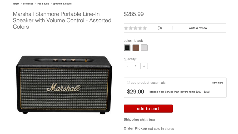 Marshall Stanmore Bluetooth speaker-03