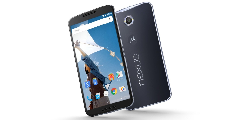 Motorola Nexus 6 Unlocked 32GB in Midnight Blue