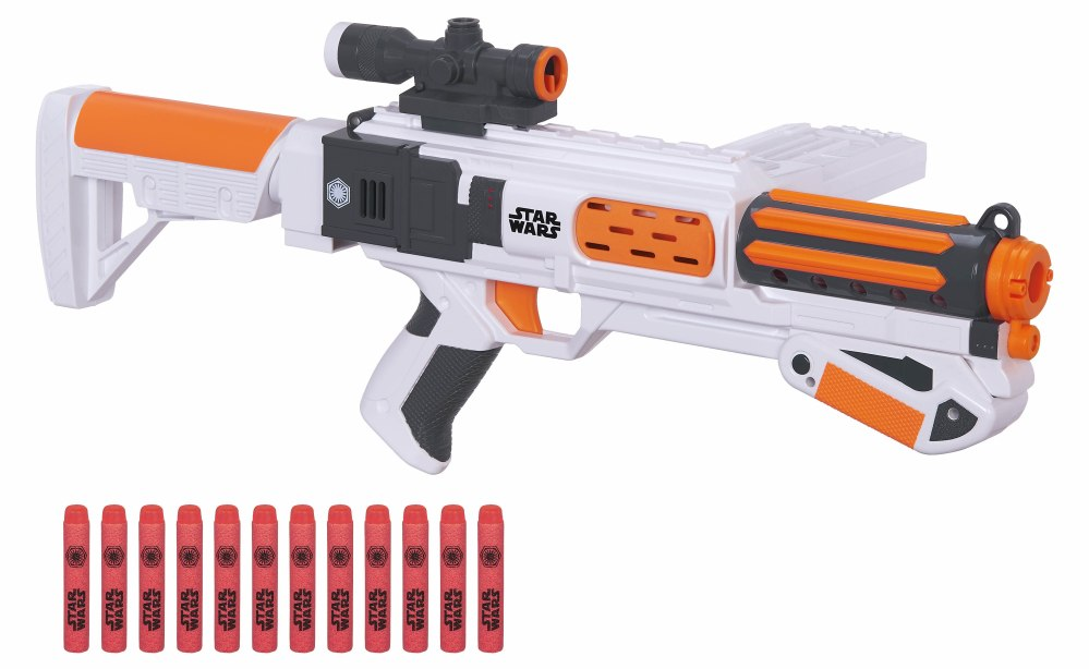 Nerf First Order Stormtrooper Deluxe Rifle-01