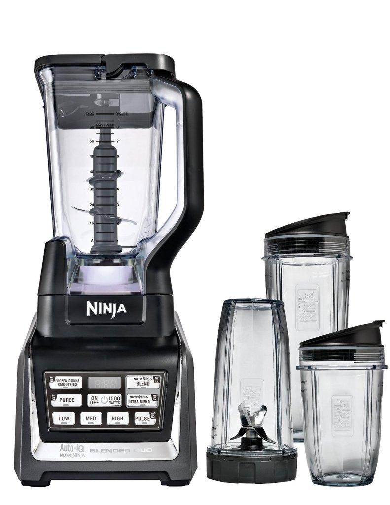 Nutri Ninja Blender Duo w: Auto-iQ (BL642)-sale-01