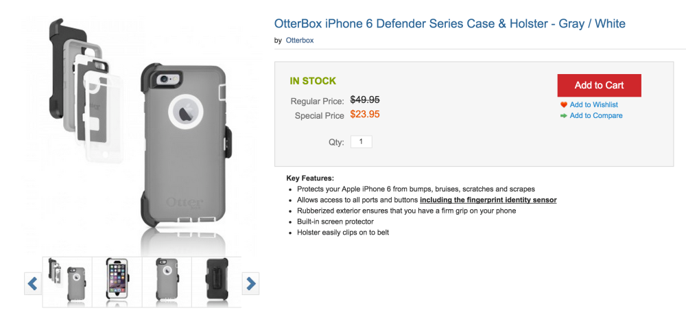OtterBox iPhone 6 Defender Case-sale-06