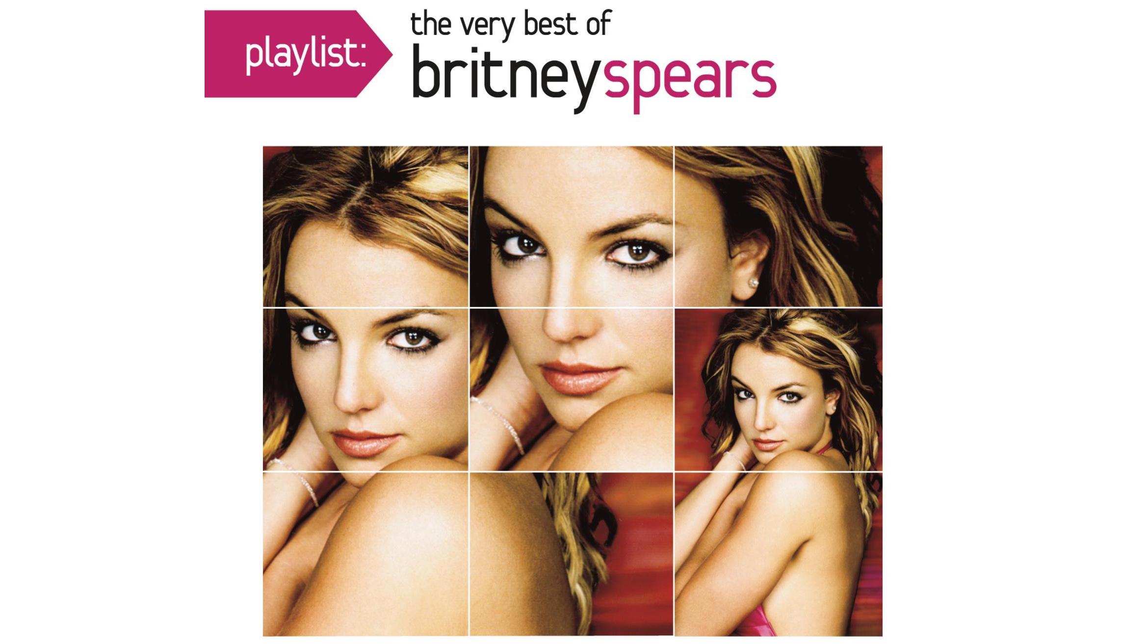 playlist-very-best-britney-spears-album-art