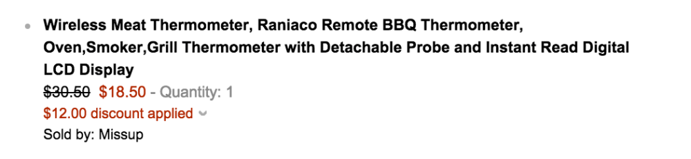 Raniaco Remote Wireless BBQ Meat Thermometer-sale-02