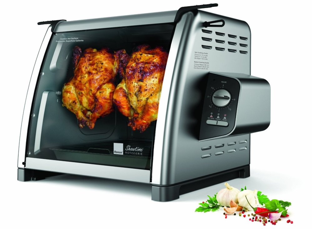 Ronco Series Stainless Steel Rotisserie Oven-sale-01