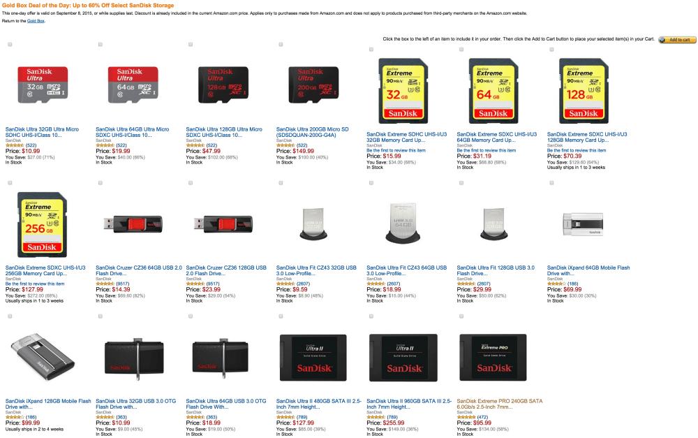 SanDisk Amazon Gold Box-sale-01