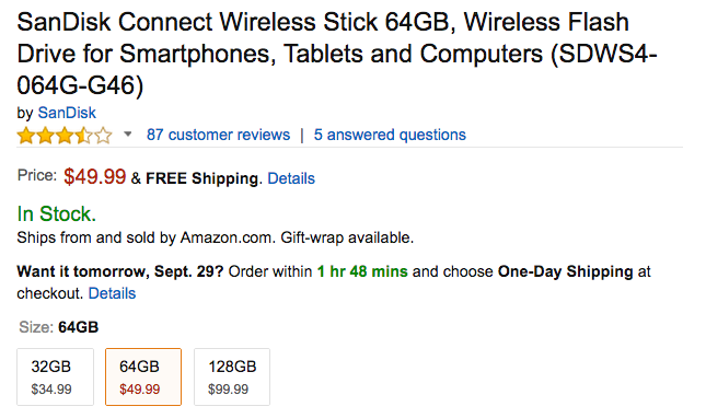 sandisk-connect-wireless-stick-amazon-deal