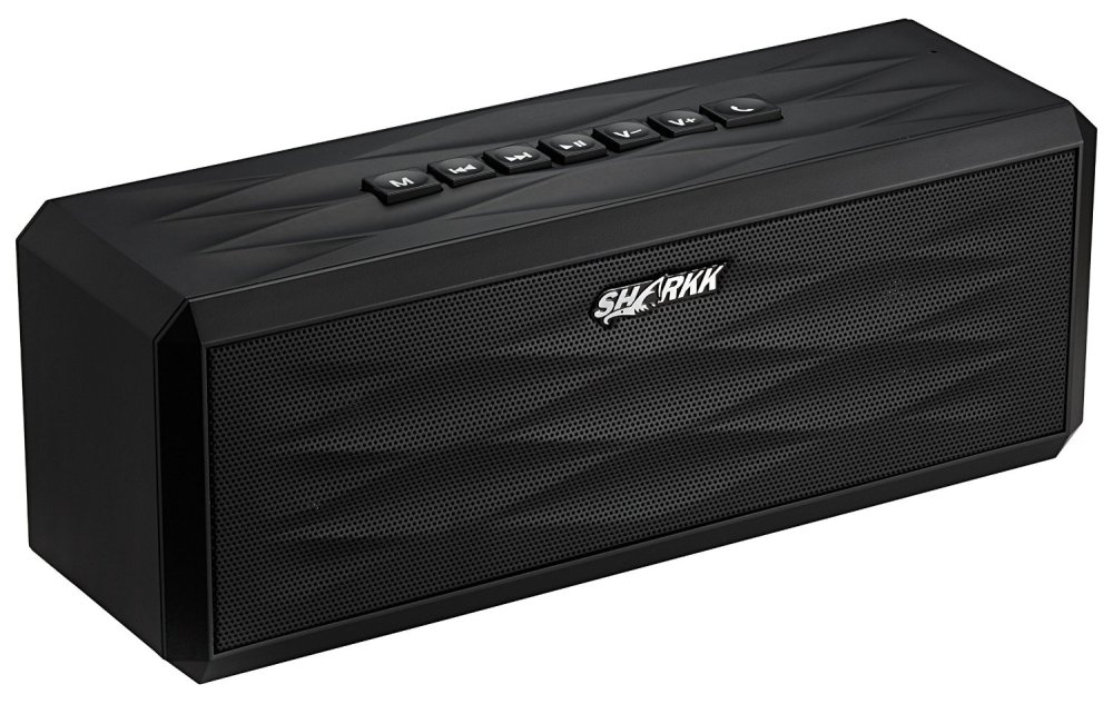 SHARKK Boombox Bluetooth Wireless Speaker
