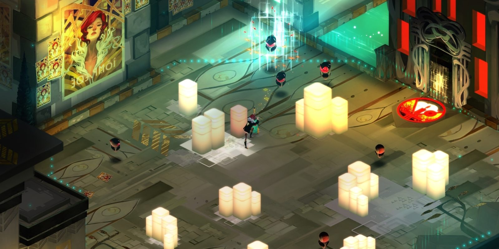 The amazing Transistor is now on sale for iOS/Mac from $2 (Reg. up to $20)