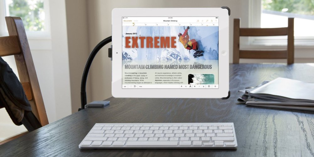 Twelve South HoverBar 3 Adjustable arm for iPad-sale-03