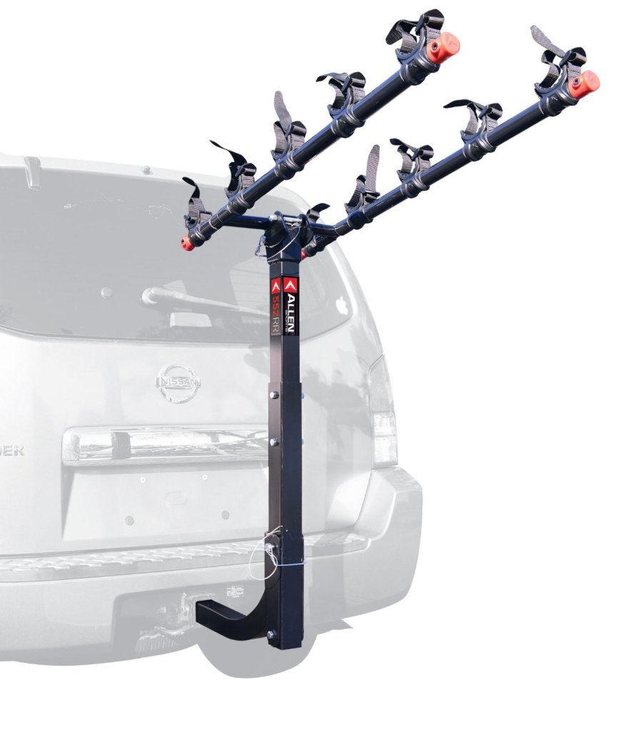 Allen Sports Deluxe 5-Bike Hitch Mount Rack with a 2-Inch Receiver-sale-01
