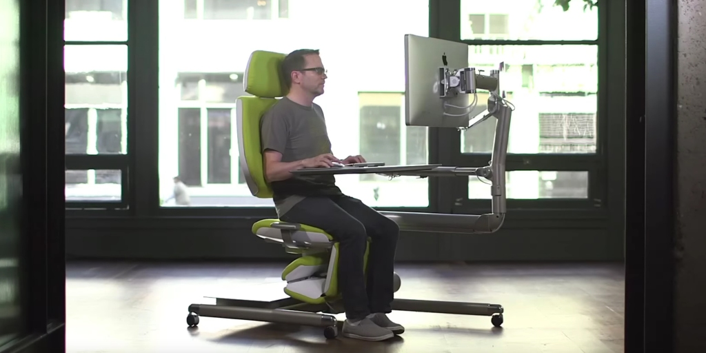The Altwork Station Cures The Standing Desk Blues With Its