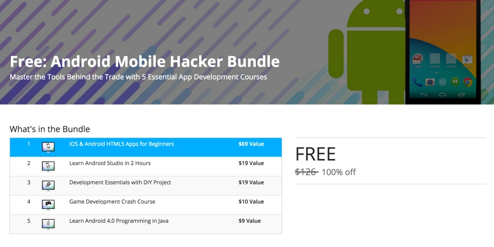 android-mobile-hacker-bundle