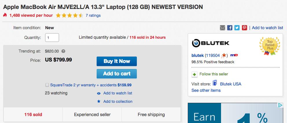 apple-macbook-air-ebay-deal