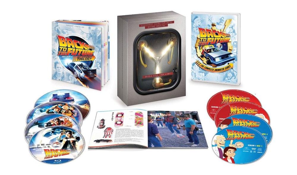 back2 the future dvd box set