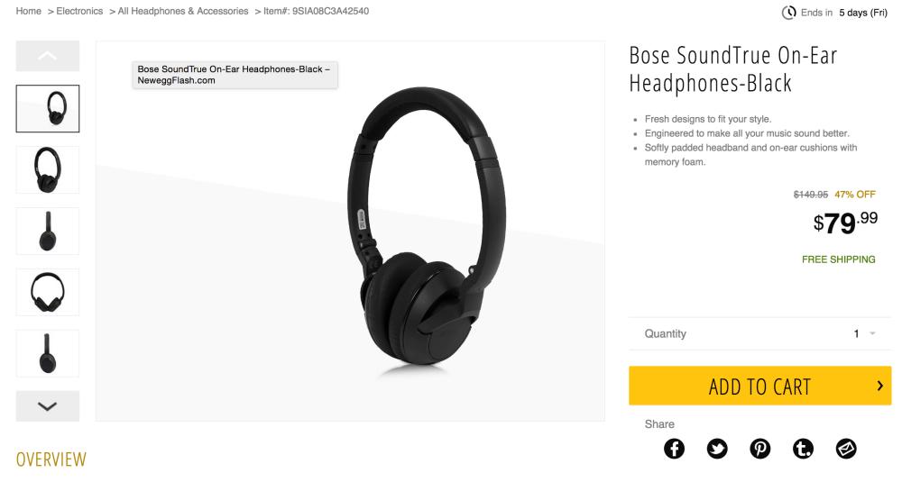 Bose SoundTrue-headphones sale-01