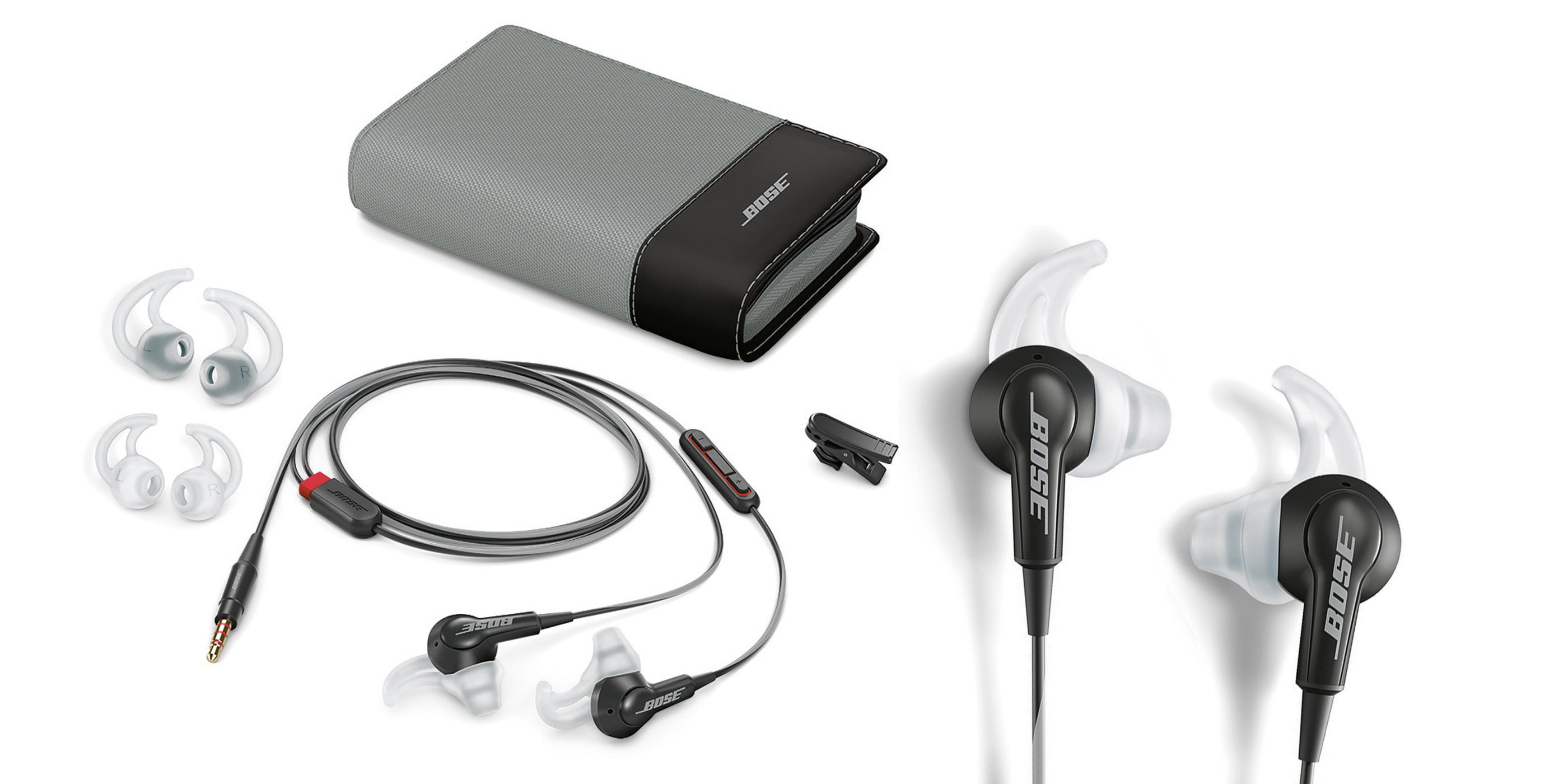 60577b09ce9 Adorama is offering the Bose SoundTrue in-ear headphones in black for  $59.95 shipped today.