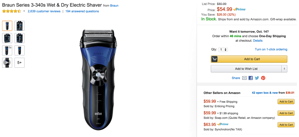 braun-shaver-amazon-deal