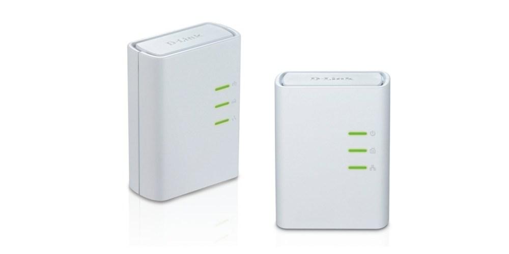 D-Link PowerLine AV+ Network Extender Mini Adapter Kit