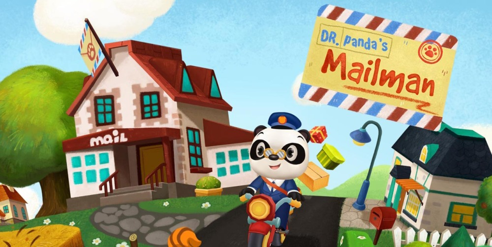 Dr. Panda's Postman-App of the Week-01