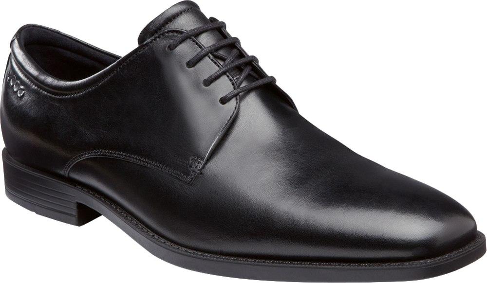 ECCO Men's Helsinki Cap-Toe Oxford Dress Shoe