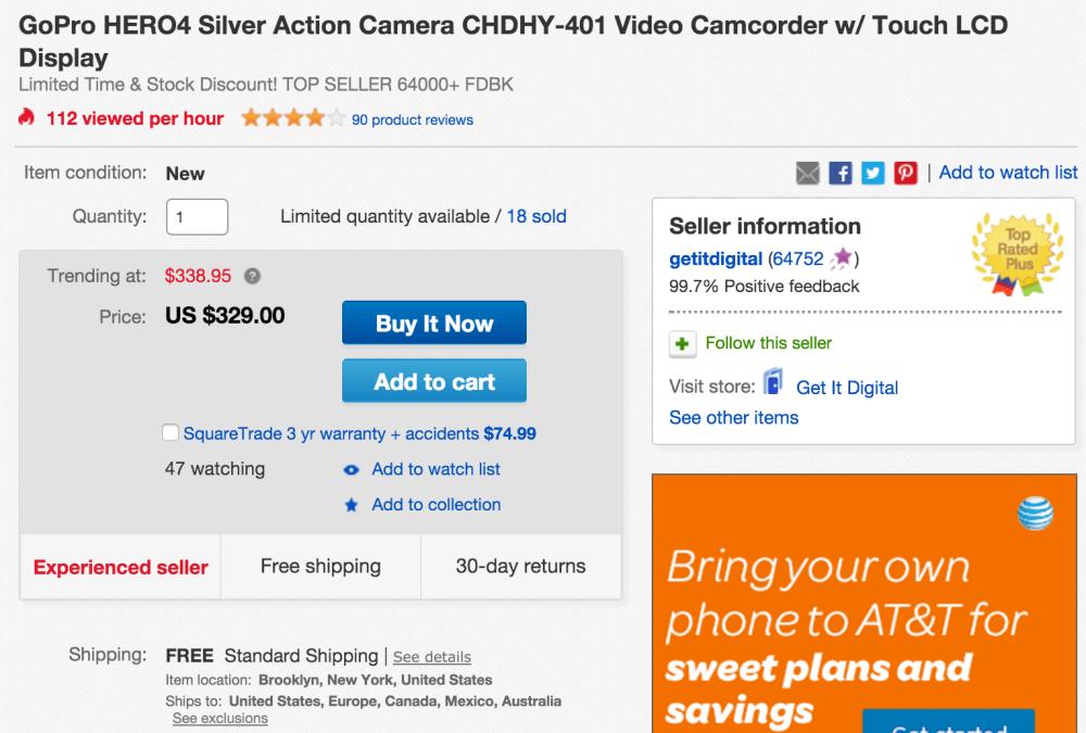 gopro-hero4-silver-ebay