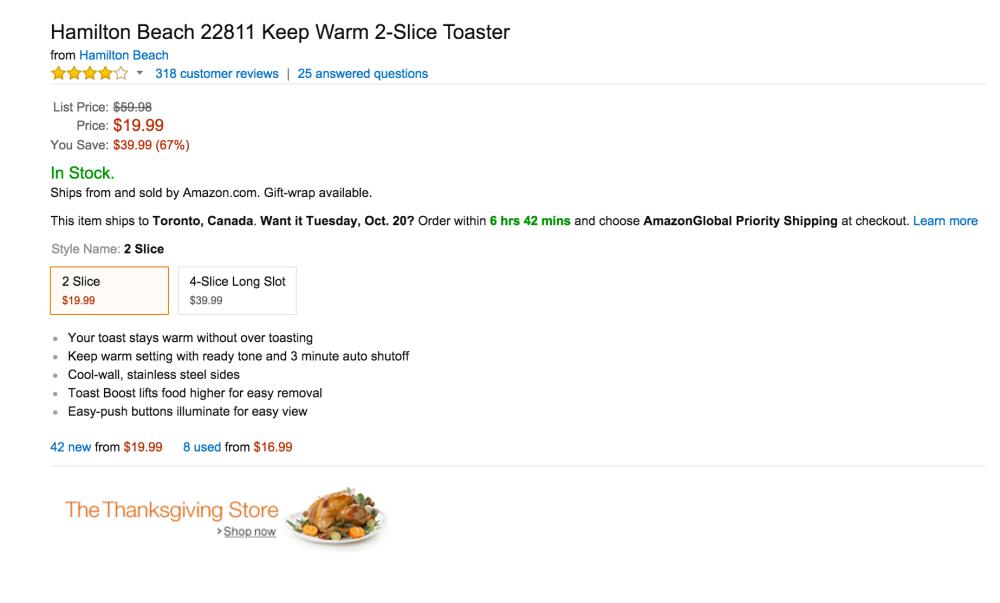 Hamilton Beach Keep Warm 2-Slice Toaster (22811) -sale-02