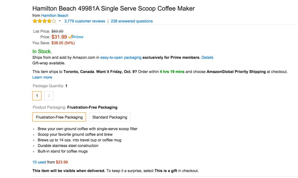 Hamilton Beach single Scoop-coffeemaker-sale-01