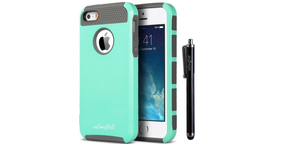 iLuv iPhone 5:s shockproof case
