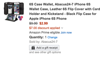 iPhone 6s and 6s Plus Wallet Cases
