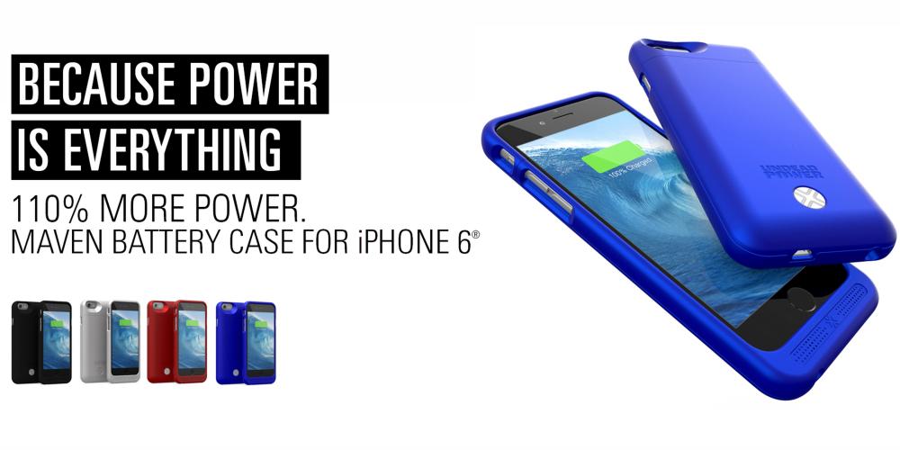 Lenmar MAVEN iPhone 6 3,000mAh MFi Apple-Certified Battery Case-sale-02