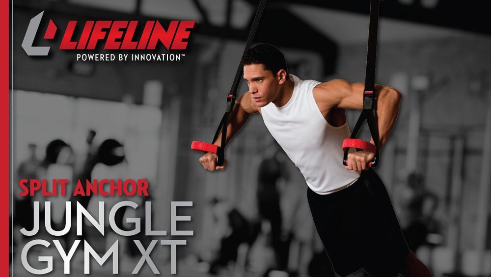 Lifeline 4-JGXT-R Jungle Gym XT-sale-01