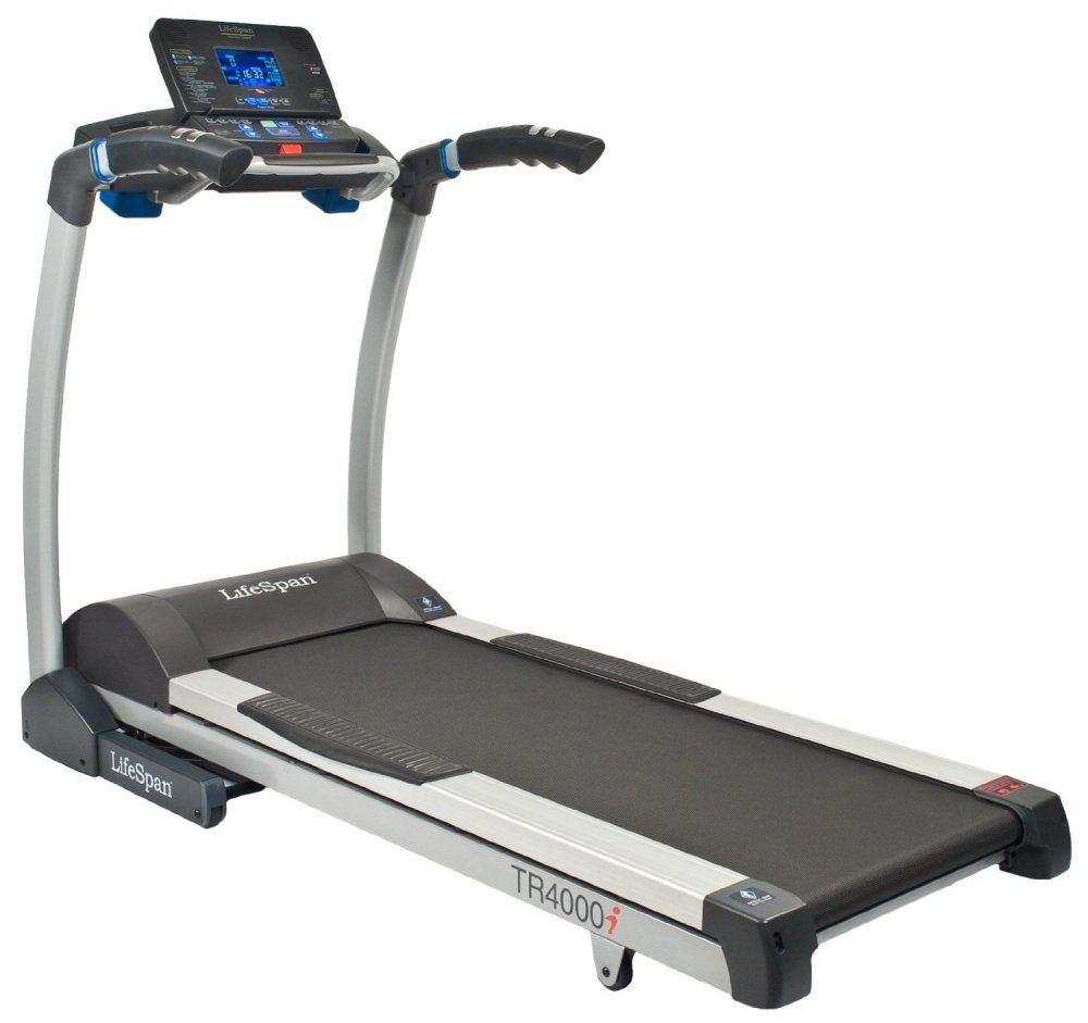 LifeSpan TR4000i Folding Treadmill-sale-Gold Box-01