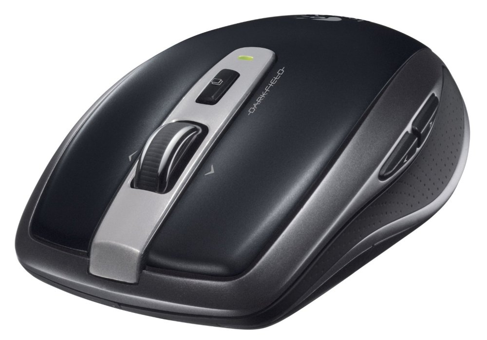 Logitech - Anywhere Mouse MX Wireless Laser Mouse