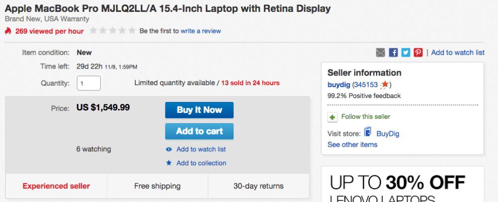 macbook-ebay-buydig