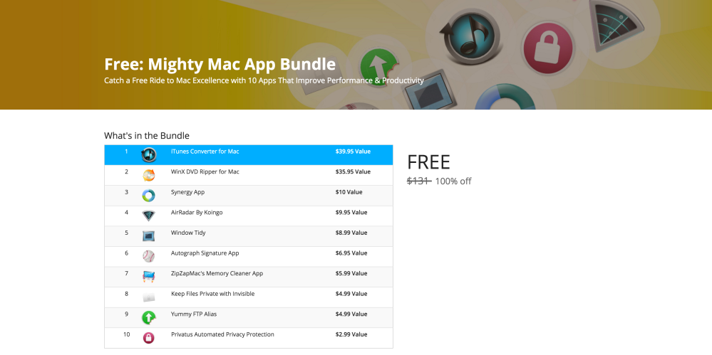 Mighty-Mac-App-Bundle