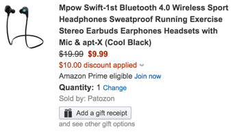 mpow coupon code bt headset