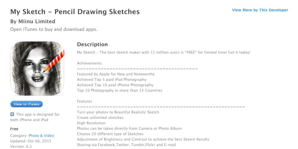 My-Sketch-ios-app