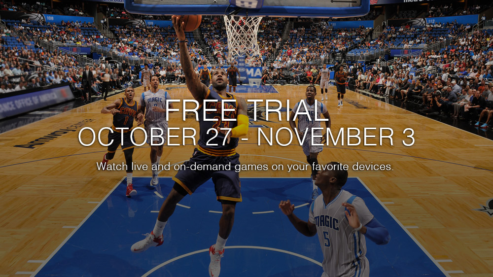 NBA-League-Pass-free-trial